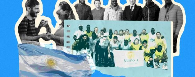 Argentina, de los países más amigables para quienes escapan del horror